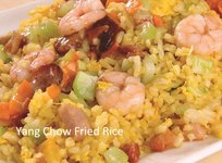 Gloriamaris - Yang Chow Fried Rice