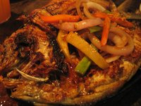 Gerry's Grill: Sizzling Bangus