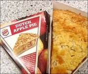 Burger King - Dutch Apple Pie