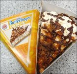 Burger King - Butterfinger Creme Pie