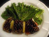 Via Mare Oyster Bar - Eggplant, Mozzarella and Basil Rolls