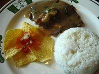 Roast Beef and Mushroom Sauce