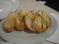 Cyma: Garlic Bread