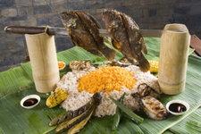 Blackbeard Seafood Island - Espada combination