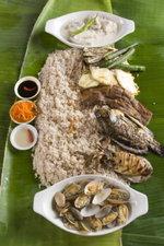 Blackbeard Seafood Island