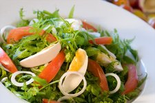 Paco Fern Salad