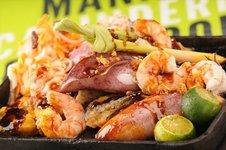 Sizzling Seafood Inasal