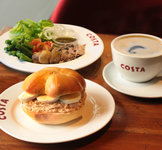 Costa Coffee's Lenten Specials