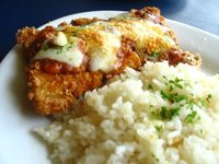 Chicken Breast Parmigiano