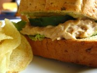Terrific Tuna Sandwich