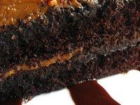 Super Caramel Fudge Cake
