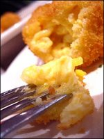 TGI Fridays - Midwest Mac and Cheese Bites