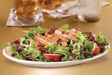 Chicken Cranberry Apple Salad