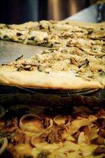 Wild Mushroom & Ricotta Cheese Chicken Parmesan