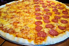 Cheese Pepperoni