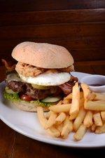 Draft Fully Loaded Burger