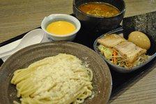 Double Cheese Tsukemen & Marutoku