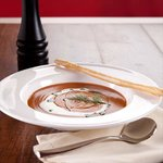 Tiger Prawn Bisque Soup
