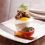 US Angus Beef Tapa with Egg & Rice