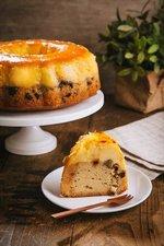 Irish Flan Cake