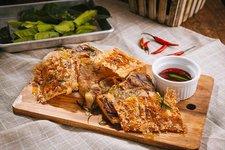 Pork Inasal with Lechon Skins
