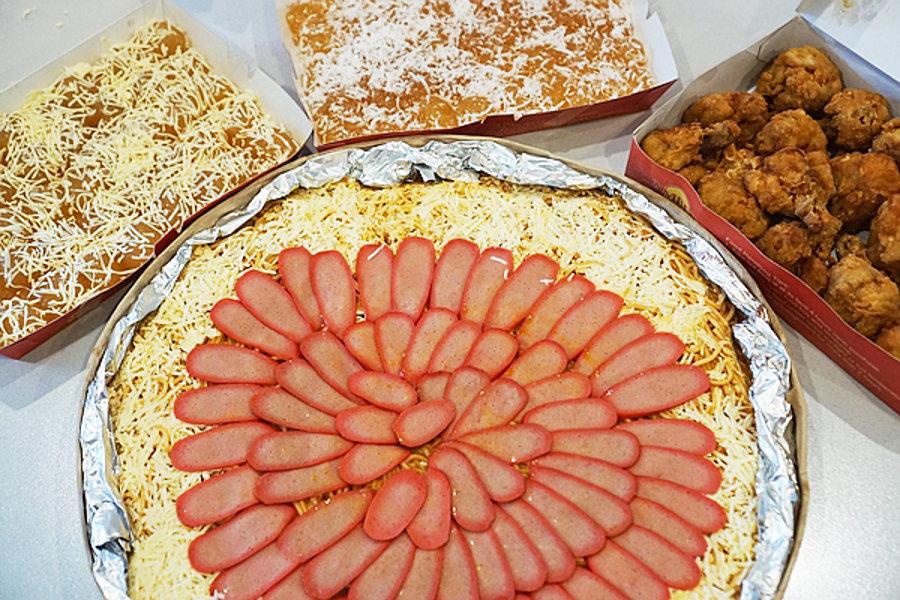 Amber golden plate restaurant filmore st makati metro for Amber cuisine elderslie menu