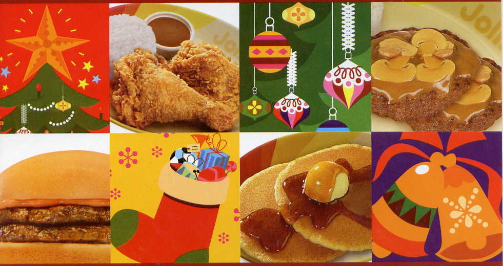 jollibee products and services