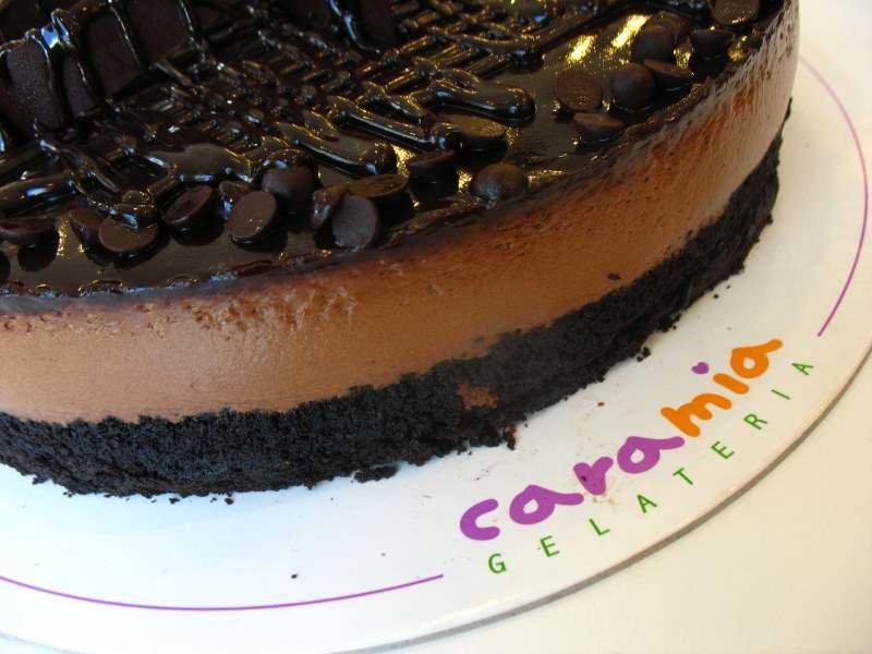 Cara Mia Gelateria (Greenbelt 3, Makati, Metro Manila - cakes