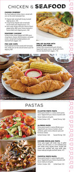 photograph relating to Chili's Menu With Prices Printable called Rose Glen North Dakota Test These types of Chilis Menu