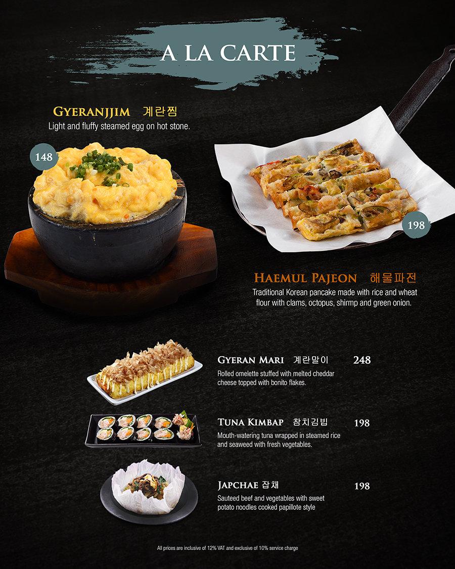 Korean Food Delivery Paranaque