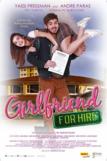 Girlfriend For Hire Movie Review - 'Girlfriend for Hire' is