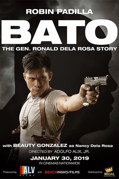 Bato: The General Ronald dela Rosa Story
