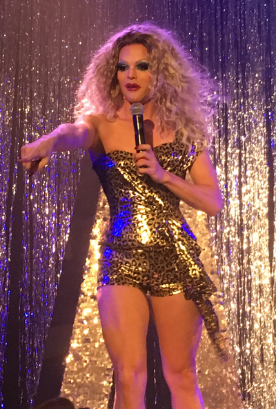 drag queen william sex and the city in Wichita