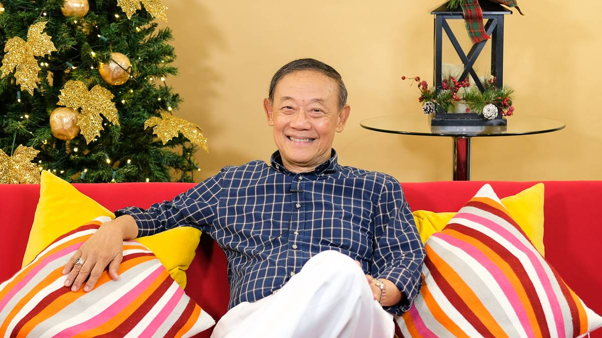 Decoding The Lyrics: Jose Mari Chan on Beautiful Girl, Christmas In Our Hearts and more!