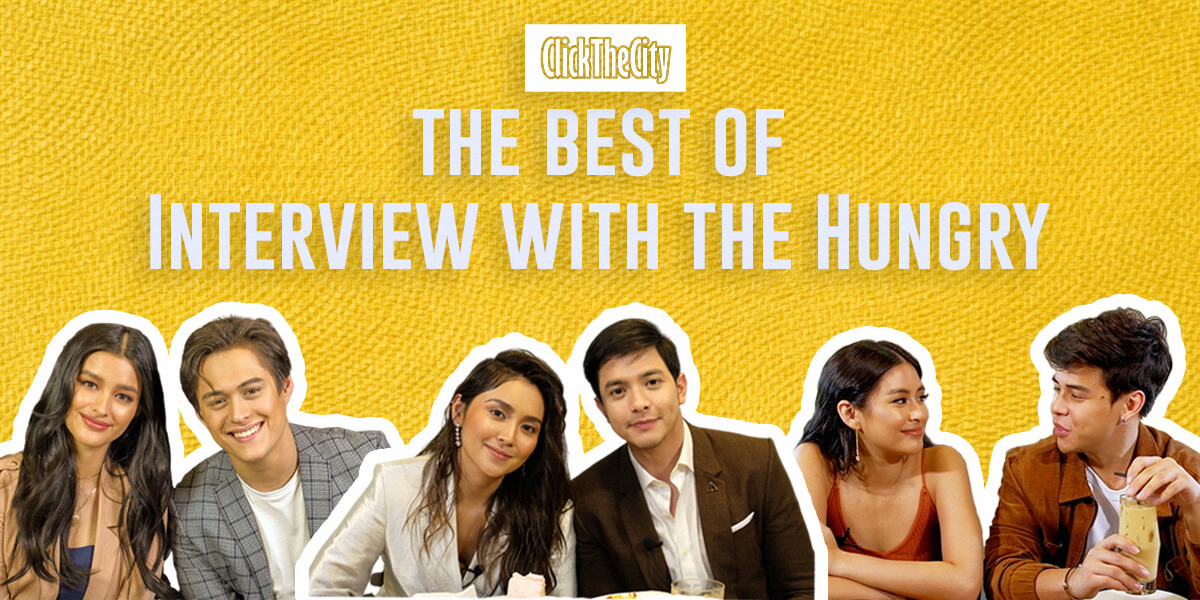 Read more about the article WATCH: Filipino Celebrities Eating While Being Interviewed