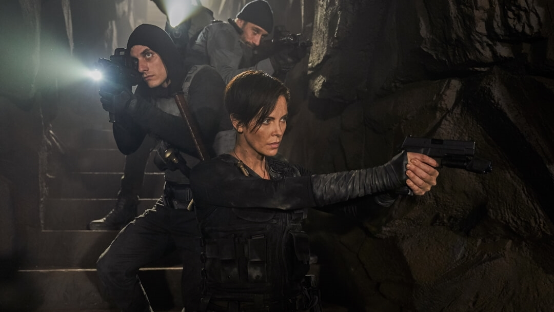 Read more about the article Charlize Theron Stars in Netflix's 'The Old Guard'