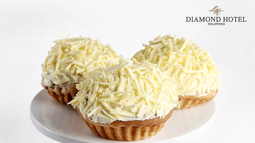 Order Your Favorite Ensaymada from Diamond Hotel's Online Shopping Site