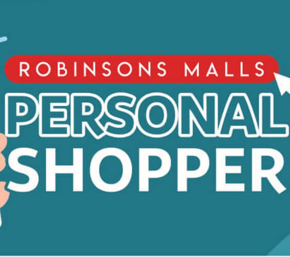 Shop with Ease Through Robinsons Malls' RDelivery & RPersonal Shopper Programs