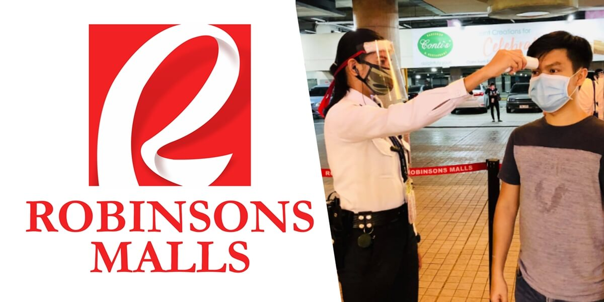 Read more about the article Robinsons Malls Implements Safety Measures for your Safe Shopping