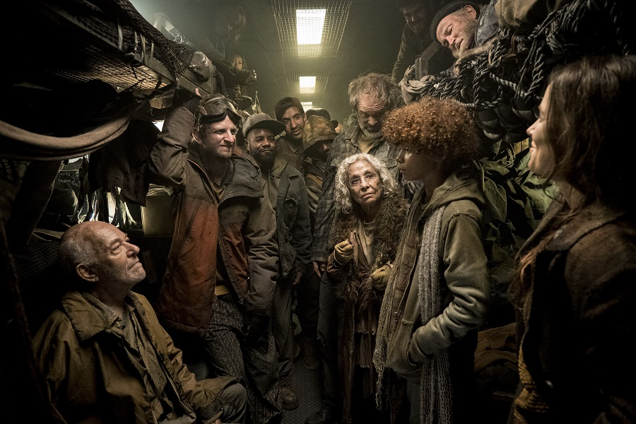 At the tail-end of Snowpiercer are the Tailies, the people who forced their way into the train without a ticket to ride.