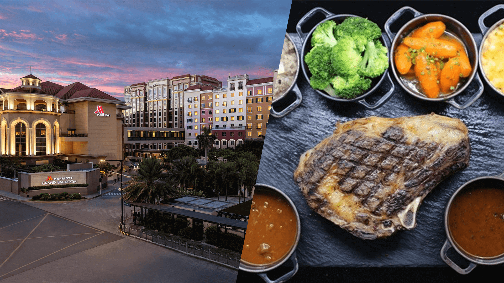 Marriott Manila Best-Sellers are Now Available for Delivery