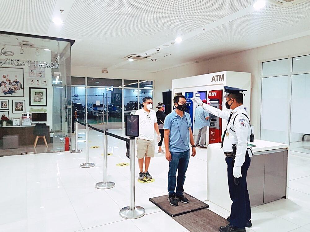 SM Aura Premier reopening 1
