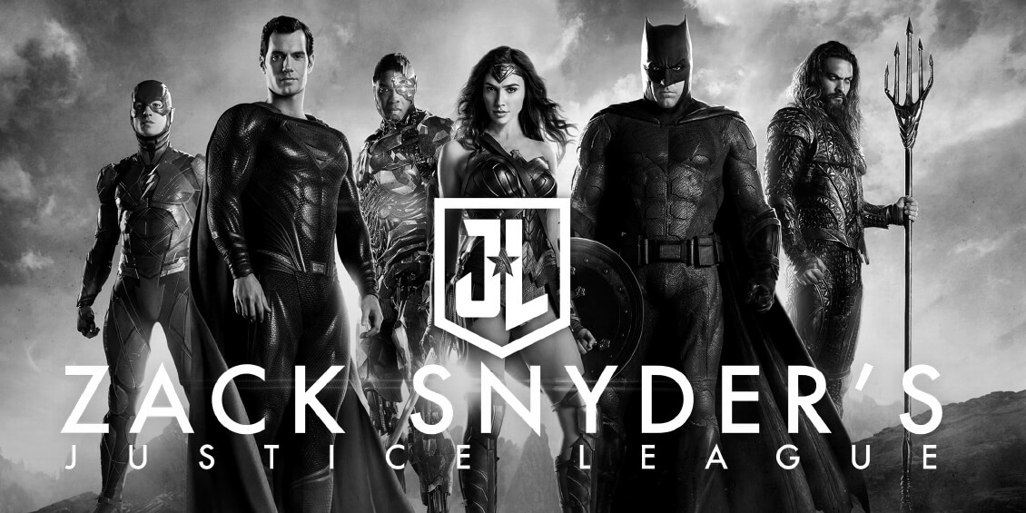 LOOK: The 'Justice League' Snyder Cut is Finally Coming to HBO Max