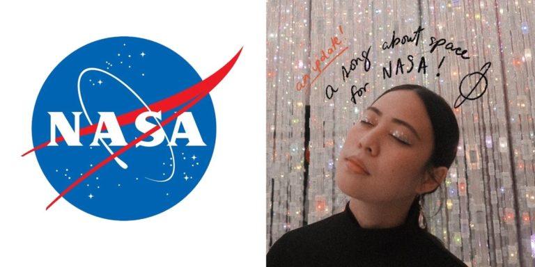 NASA chooses Reese Lansangan song for campaign