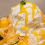 Oori's Mango Bingsu for the Warm Days