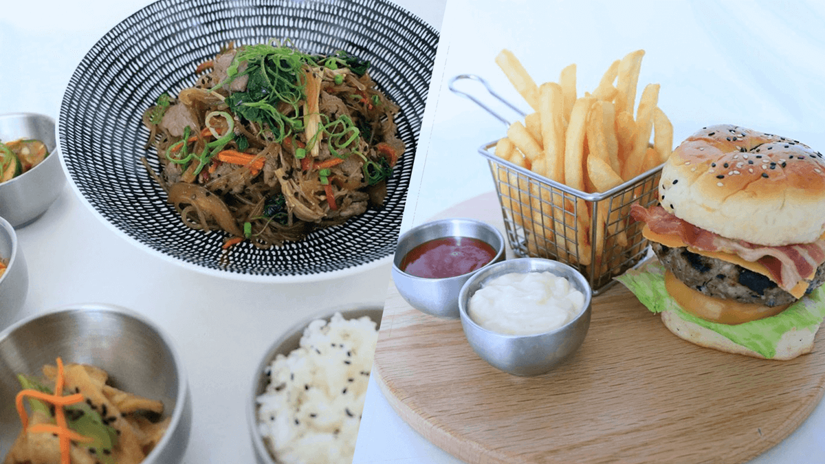 Sheraton Manila Hotel's S Kitchen and Oori Now Offers To-Go
