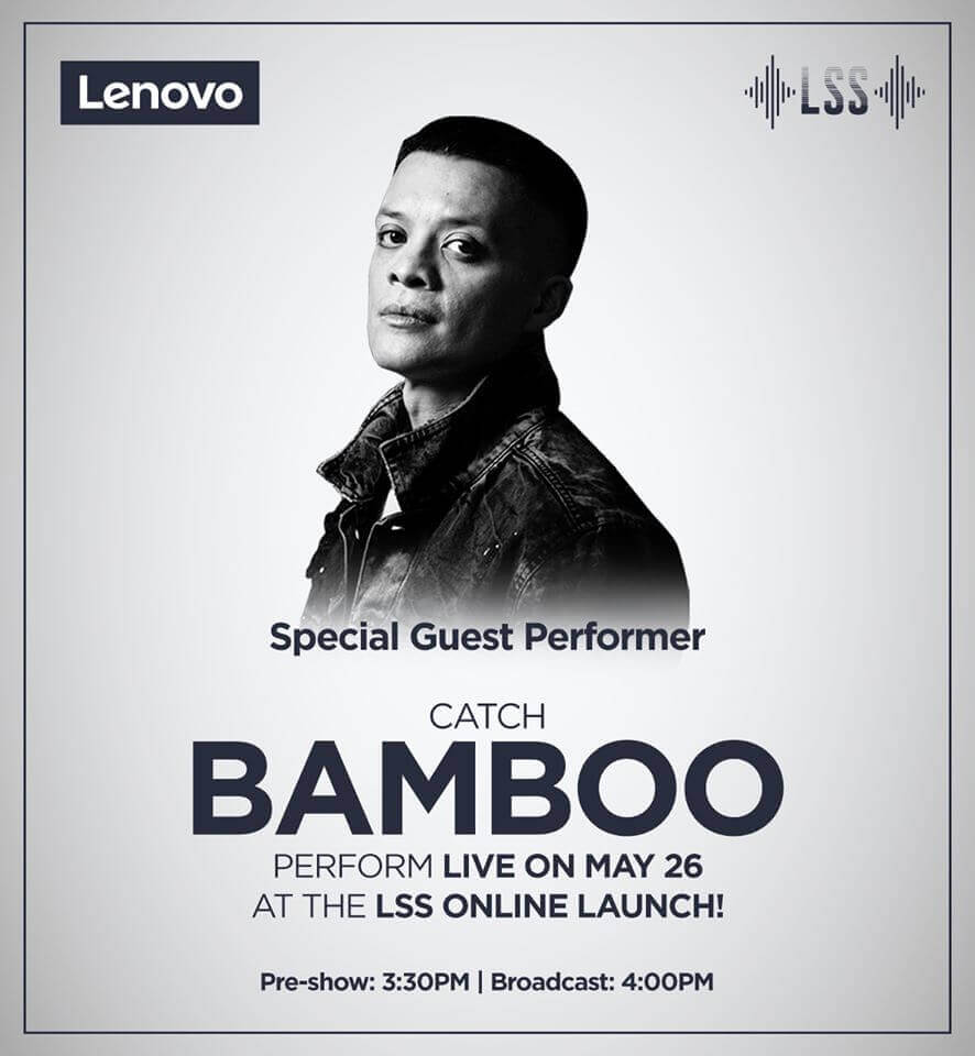 Lenovo Summer Sale featuring Bamboo