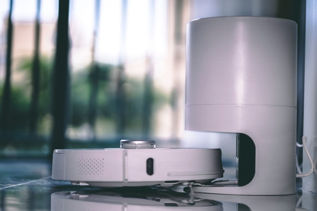 Lenovo Robot Vacuum