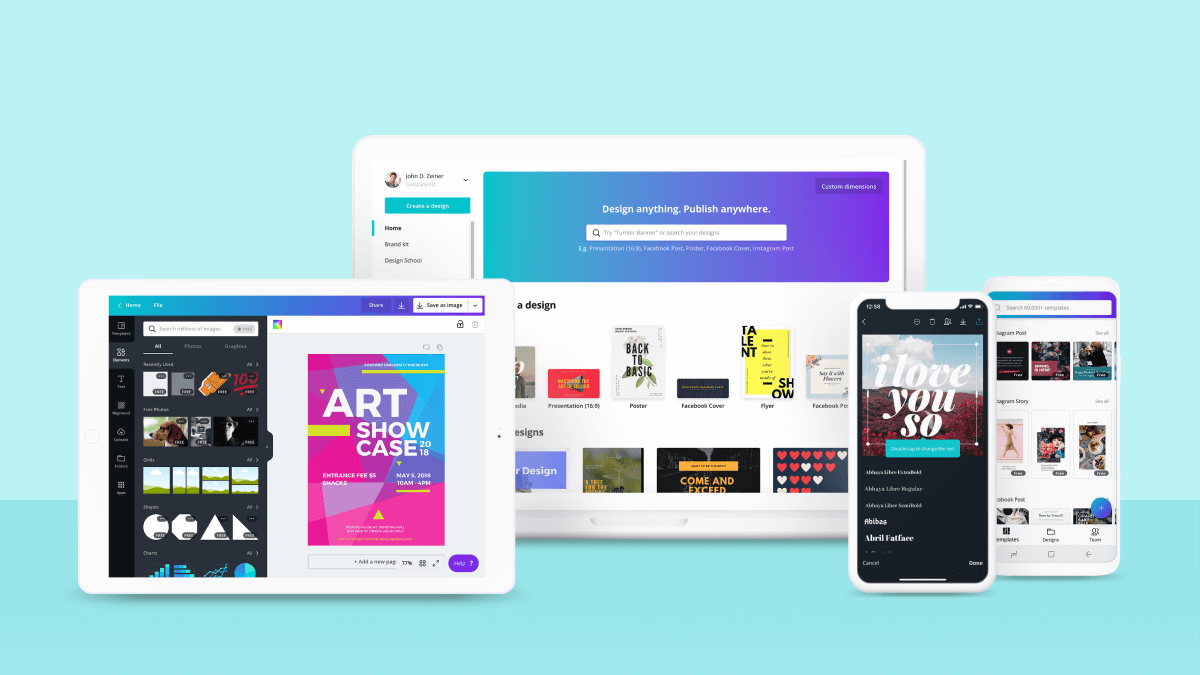 Canva Pro Now Has 15 Times More Content At No Extra Cost