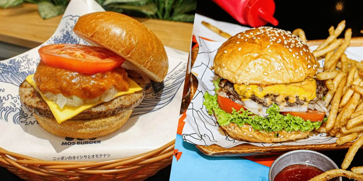 10 Restaurants Offering Burger Delivery and Pick-Up in Metro Manila